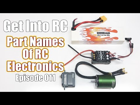 RC Electronic Basics - Terms and Names - Get Into RC | RC Driver