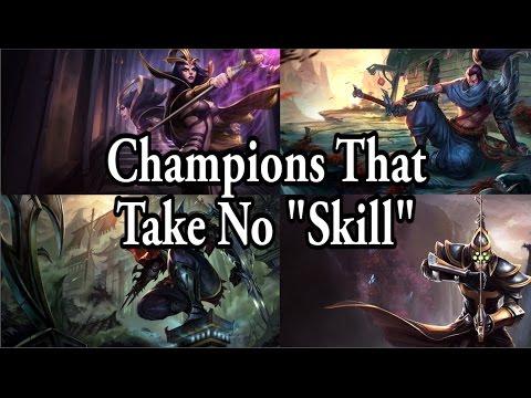 Champions That Take No