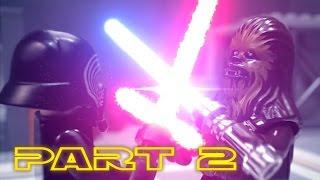 Lego Star Wars: Chewbacca vs Kylo Ren | Part 2