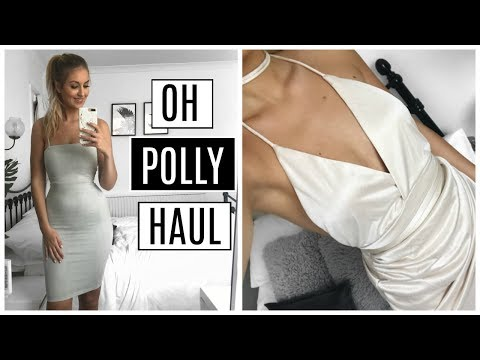 OH POLLY HAUL | CLUBBING & NIGHT OUT TRY ON HAUL