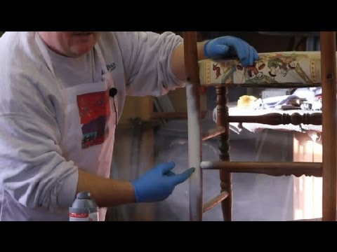 How To Fix Drips From Spray Painting Furniture Furniture Restoration
