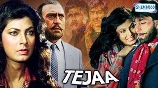 Tejaa - Full Movie In 15 Mins - Sanjay Dutt - Kimi Katkar - Sonu Walia