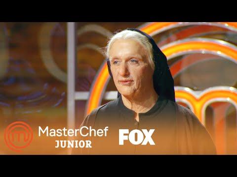 The Judges Dress Up As Grandmothers | Season 6 Ep. 13 | MASTERCHEF JUNIOR