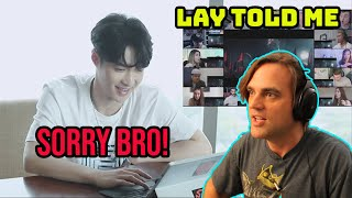 Lay Watched My Vid! // Lay Re Reaction to Lit // Super Indulgent Philosophical Reaction!