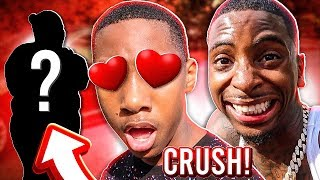 My Lil Brother Got CATFISHED by His CRUSH!! 💔 (STRANGER PULLED UP)
