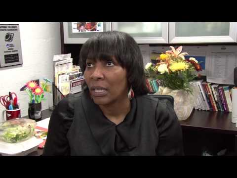CBS Quality Cars Women's Basketball Interview (NCCU vs. Johnson & Wales)
