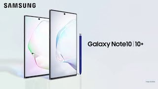 Samsung Galaxy Note10 & Note 10+ : Official Introduction