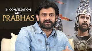 Becoming Baahubali | In conversation with Prabhas | Baahubali - The Beginning | S.S.Rajamouli