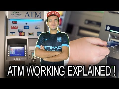 [HINDI] How Does ATM Works And How Can You Protect Yourself From ATM Frauds ?