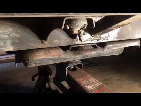 Installing a Transfer Case Drop Kit to Eliminate Driveline Vibrations on a Jeep Wrangler