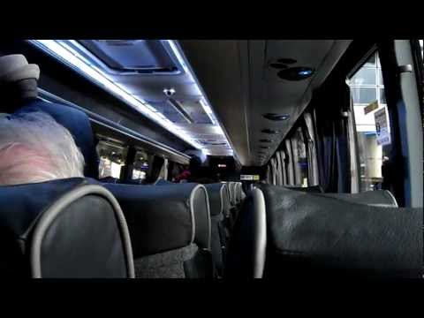 06 Arriving at Gatwick Airport North & South Terminals  - 28th October 2012, Holiday 2012 (07:38)