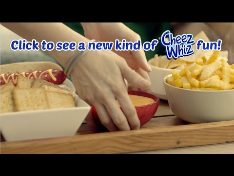 Come together with Cheez Whiz!