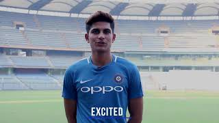 ICC Under 19 Cricket World Cup: Whose style did Shubman Gill imitate?