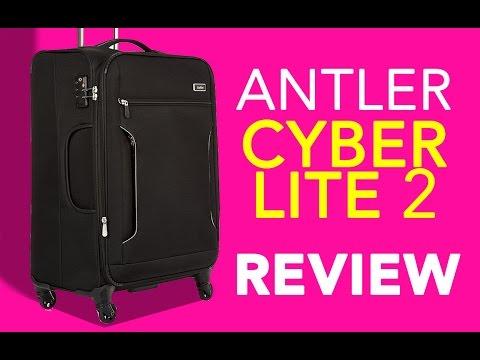 Antler Cyberlite II 2 Luggage Review