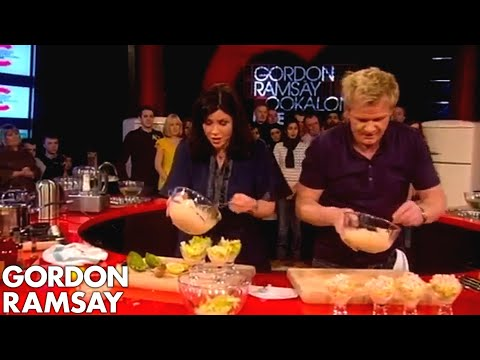 How to Present Prawn Cocktail - Gordon Ramsay