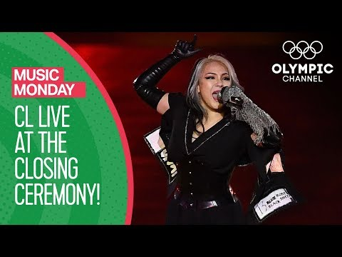 CL Full Live Performance at the PyeongChang 2018 Closing Ceremony | Music Monday