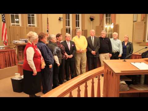 Circleville City Council/Clerks Receive Oath of Office