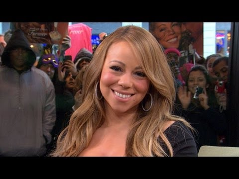 Mariah Carey Interview: Discusses Nick Cannon's Health Scare, Says He Needs 'Lifestyle Change'
