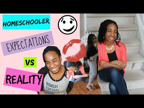 Homeschool High School Expectations Vs Reality