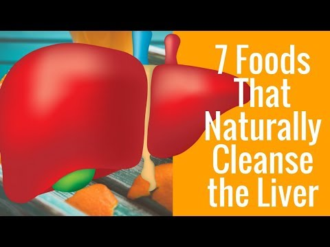 7 Foods That Naturally Cleanse the Liver | Foods good for liver repair