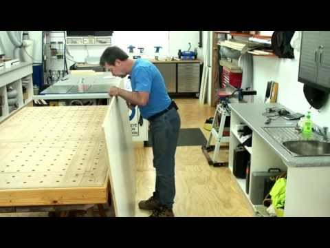 how to lift a full sheet of plywood dave stanton woodworking