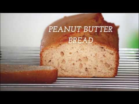 Peanut Butter Bread Recipe - Easy Peanut Butter Cake