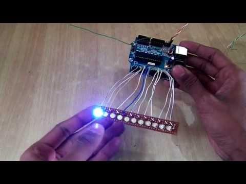 EMF Detector using arduino #40