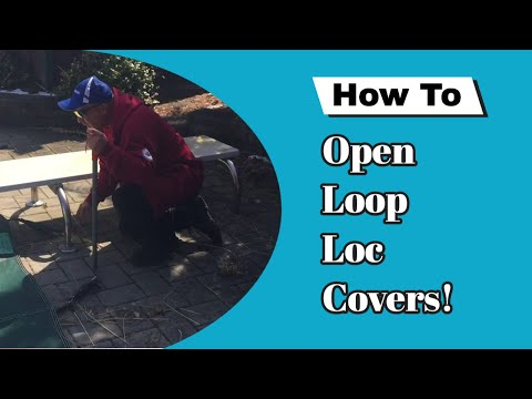 How To Open Swimming Pools With Safety Covers