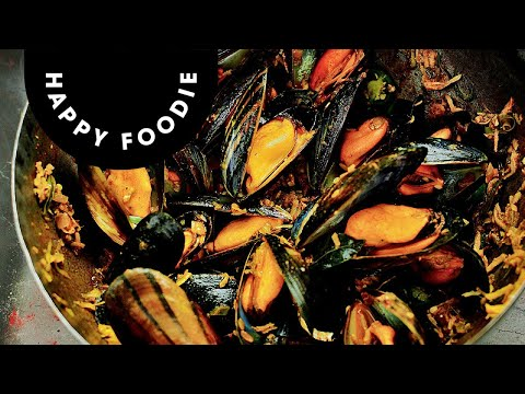 Seafood expert Rick Stein: how to clean and prepare mussels for cooking