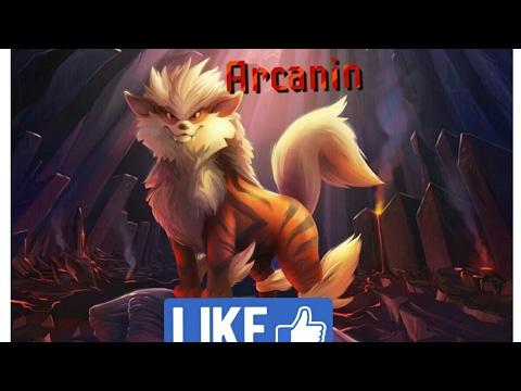 Arcanin Pokémon AMV