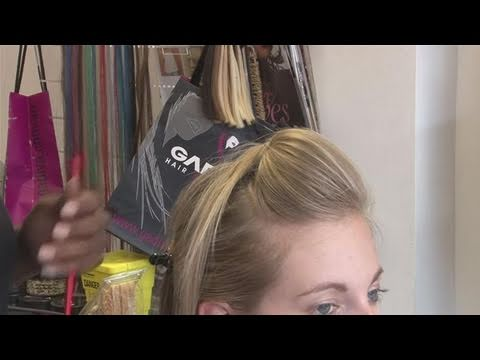 How To Style A Bump In Your Hair