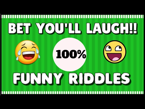 TRY NOT TO LAUGH--TOP 5 FUNNY RIDDLES & BRAINTEASERS FOR KIDS--[ TRICK QUESTIONS WITH ANSWERS ]