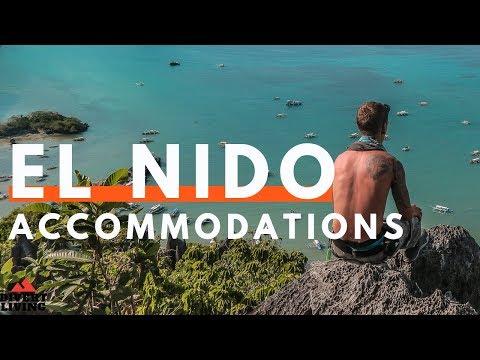 Could you MOVE here? El Nido, Palawan | TOP Accommodations |