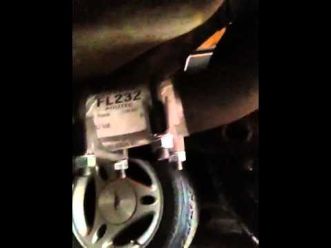 Exhaust pipe repair 2003 Ford Escape