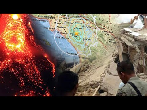 Updates volcano, earthquakes, fires June 6, 2018