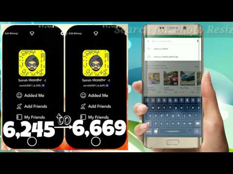 Increase Your Snapchat Score(Trick) 101% Working Method