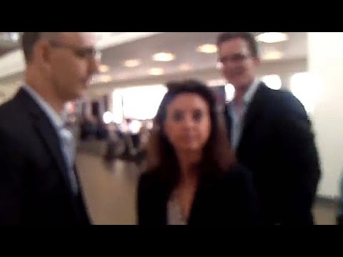 VIDEO: Ex-Scientologist Harassed by Scientology Management at Airport