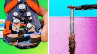 40+ CLEVER REPAIR TRICKS to fix all your problems at home
