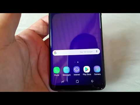 How to change name of Samsung Galaxy S9 Android Phone