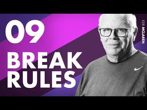 How Outsiders Break Rules & Create Disruption Ep. 9 w/ Keir McLaren