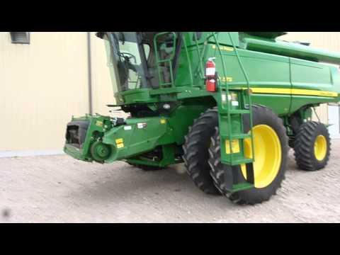 2009 John Deere 9670 STS Sold on ELS!