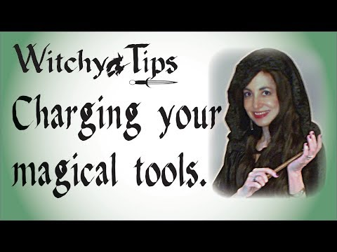 How To Charge Your Magical Tools