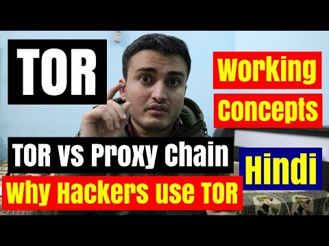 What is TOR ? TOR vs proxy chain ? Working , Concepts and Drawbacks