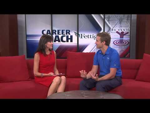 Career Coach on Fox 17- Grand Rapids Job Fair
