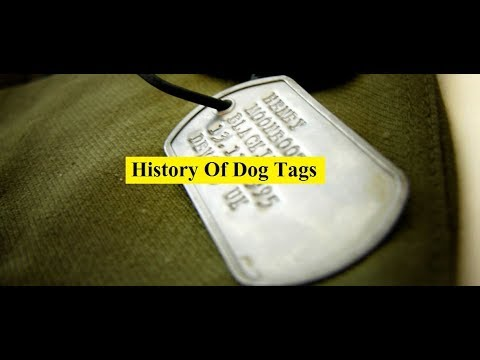 क्या है 'डॉग टैग' एवं अमेरिकी सैनिक क्यों रखते हैं इसे पास ||  History Of || Dog Tags ||