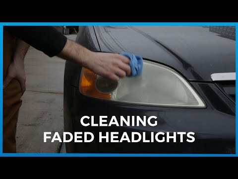 Life Hacks | Cleaning Faded Headlights | Allstate Canada