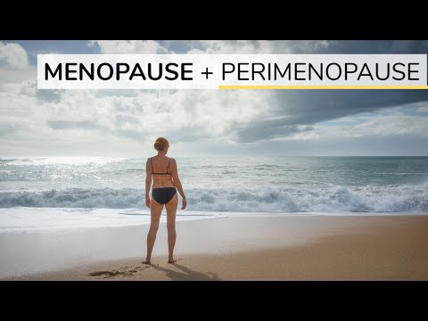 Menopause + Perimenopause   Things You Want to Know *BONUS EPISODE*