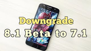 Remove Bootloader Unlocked Message From Moto G5s Plus with