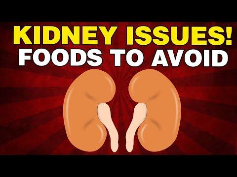 Kidney Disease   Foods YOU Should NOT Eat!