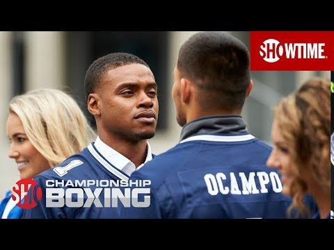 Spence vs. Ocampo: Preview | SHOWTIME CHAMPIONSHIP BOXING